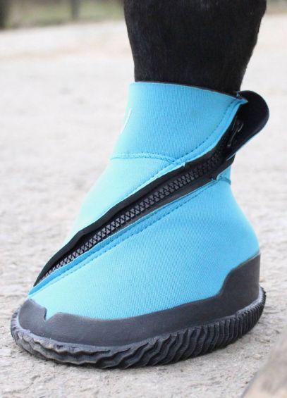 Woof Wear Medical Hoof Boot - Blue