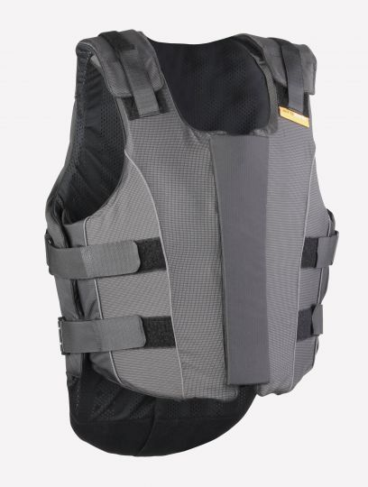 Air O Wear Mens Outlyne Body Protector - BETA 2009 Level 3 Labelled - Black/Graphite