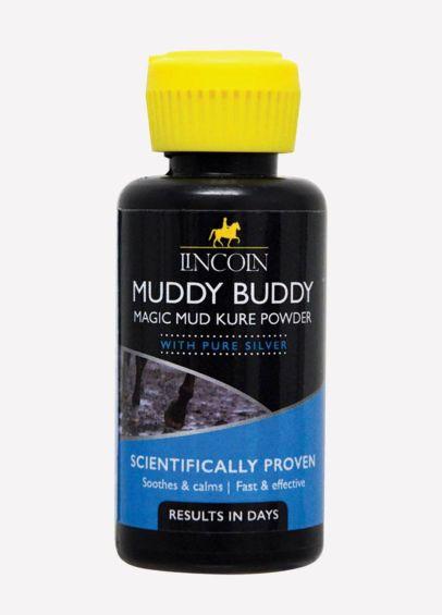 Lincoln Muddy Buddy Magic Mud Kure Powder