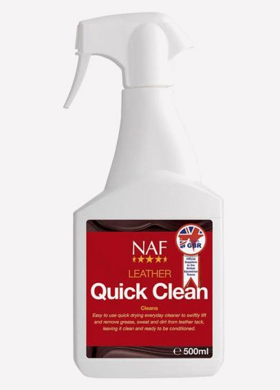NAF Leather Quick Clean Spray (500ml)