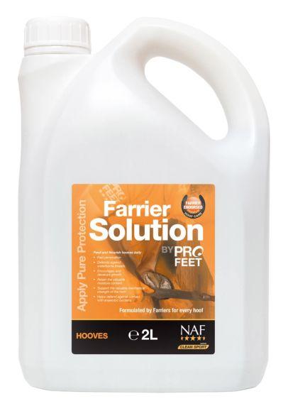 NAF ProFeet Farrier Solution