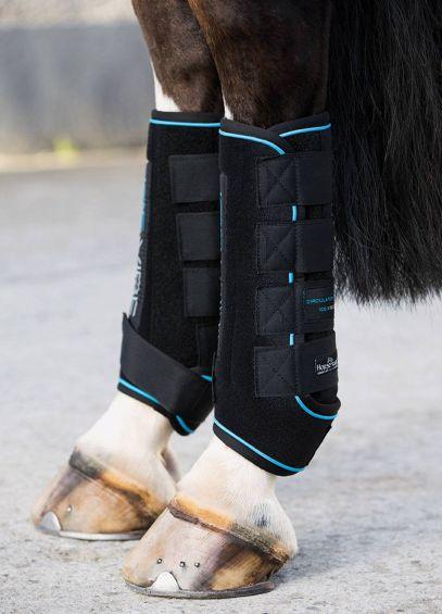 Ice-Vibe Boots - Black/Aqua