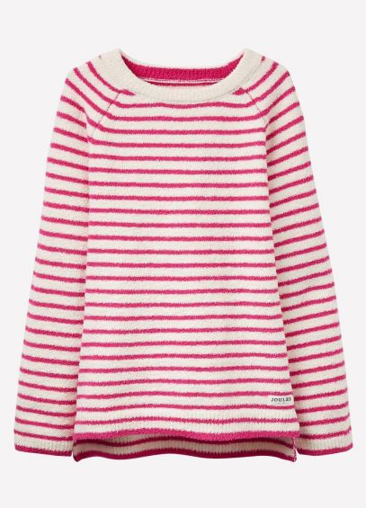 Joules ODR Seaham - Bright Pink Stripe