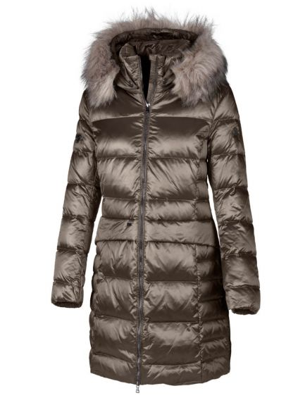 Pikeur Ladies Brenda Down Jacket - Falcon
