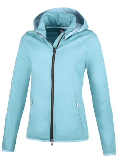 Pikeur Behra Softshell Ladies Jacket - Aquamarine