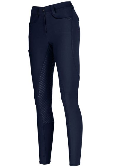 Pikeur Laure Grip Full Seat Breeches - Night Blue
