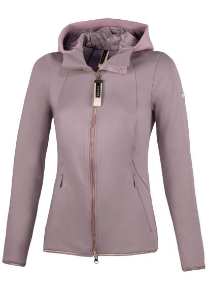 Pikeur Lova Ladies Fleece Jacket - Heath
