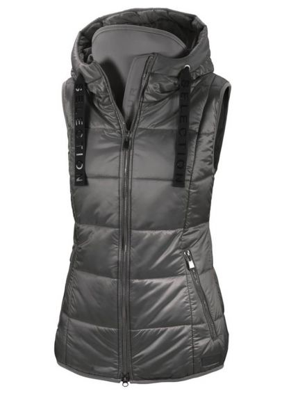 Pikeur Neea Quilted Waistcoat - Anthracite