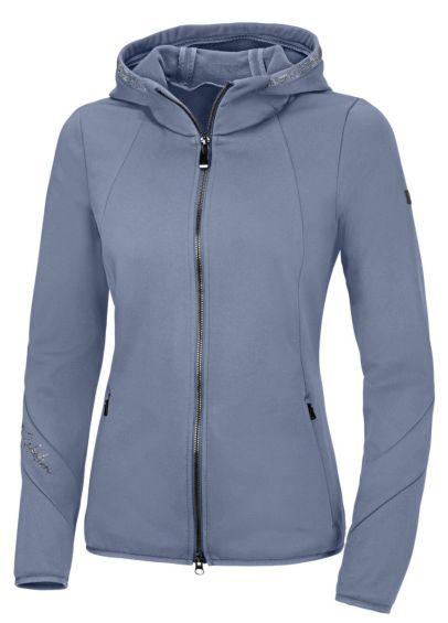 Pikeur Nika Fleece Jacket - Sky Blue
