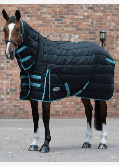 Heavy Weatherbeeta Channel Quilt stable rug