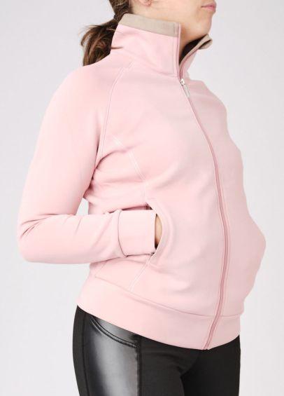 PS of Sweden Anastasia Zip Jacket - Blush