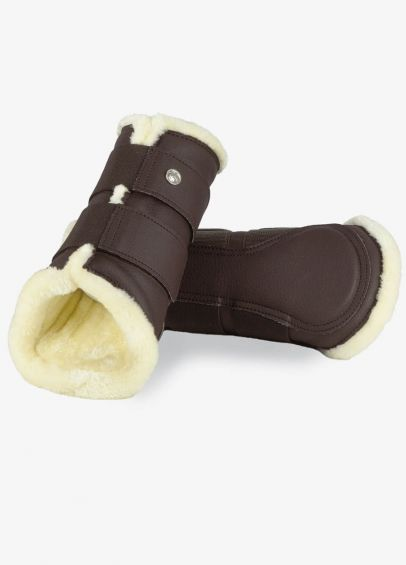 PS of Sweden Brushing Boots - Coffee