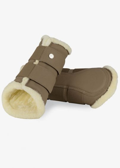 PS of Sweden Brushing Boots - Beige