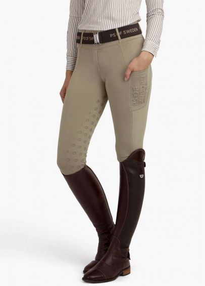 PS of Sweden Mathilde Riding Tights - Beige