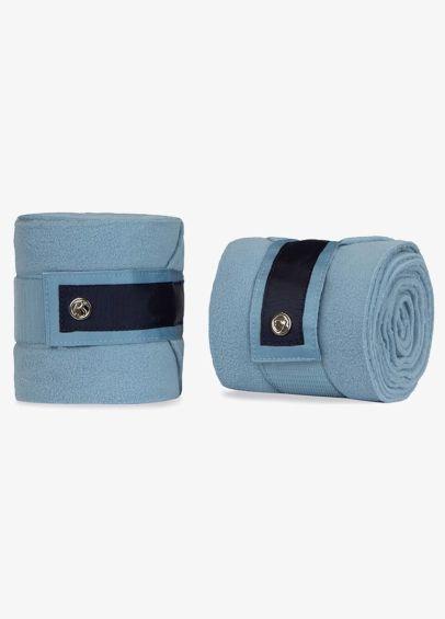 PS of Sweden Bow Polo Bandages - Aqua