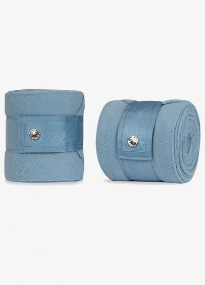PS of Sweden Floret Polo Bandages - Aqua
