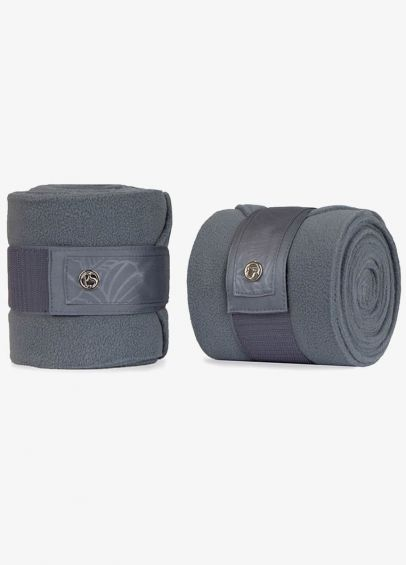 PS of Sweden Floret Polo Bandages - Grey