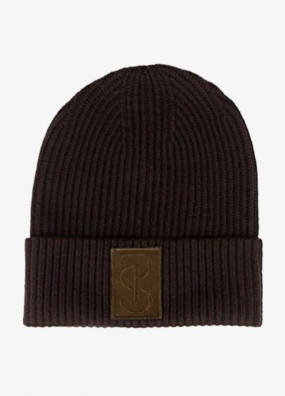PS of Sweden Sally Knitted Beanie - Coffee