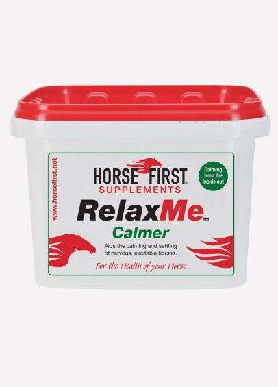 Horse First Relax Me Powder