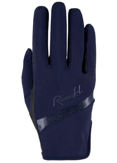 Roeckl Lorraine Gloves - Navy