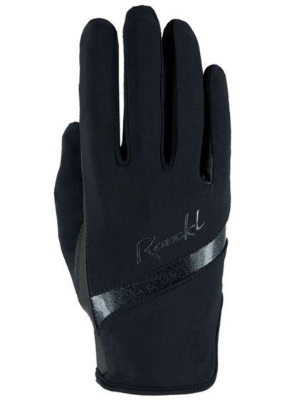 Roeckl Lorraine Gloves - Black