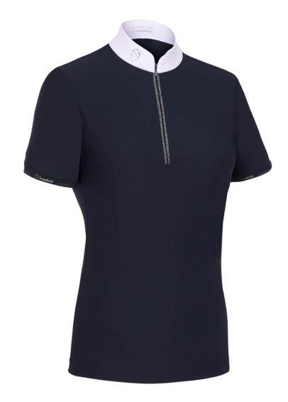Samshield Aloise Competition Shirt - Navy