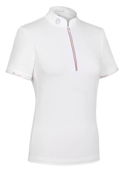 Samshield Aloise Competition Shirt - White