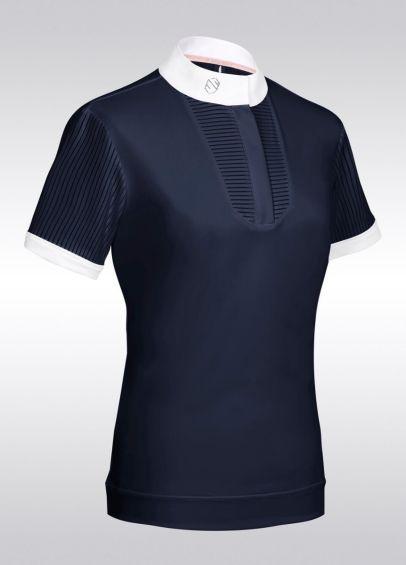 Samshield Apolline S/S Show Shirt - Navy