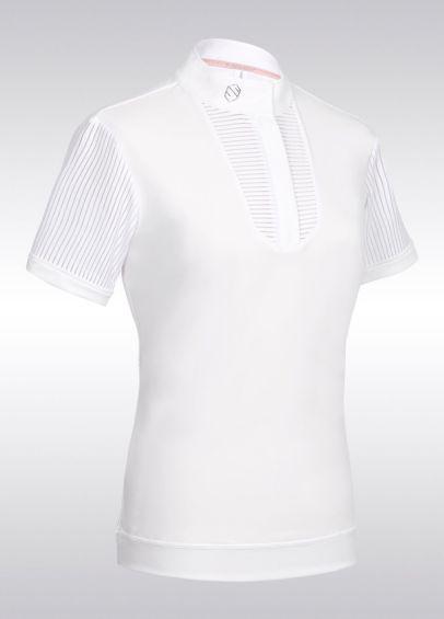 Samshield Apolline S/S Show Shirt - White