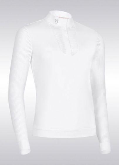 Samshield Faustine L/S Show Shirt - White