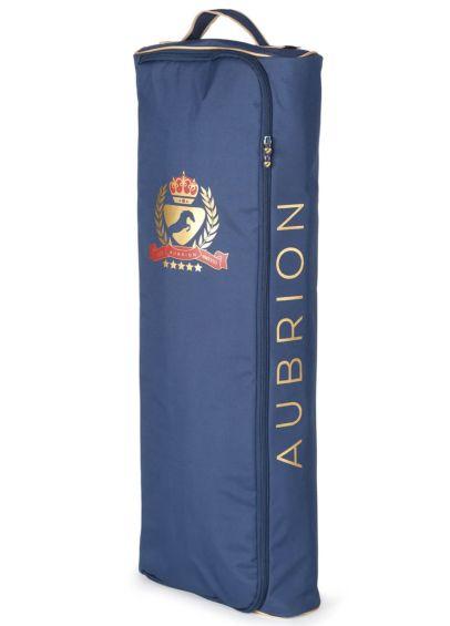 Shires Aubrion Team Double Bridle Bag - Navy