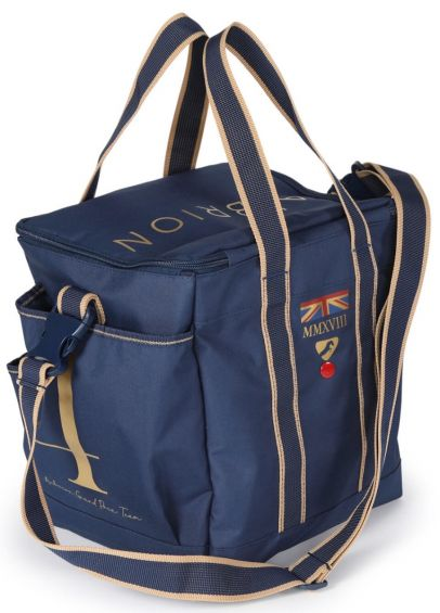 Shires Aubrion Team Grooming Kit Bag - Navy