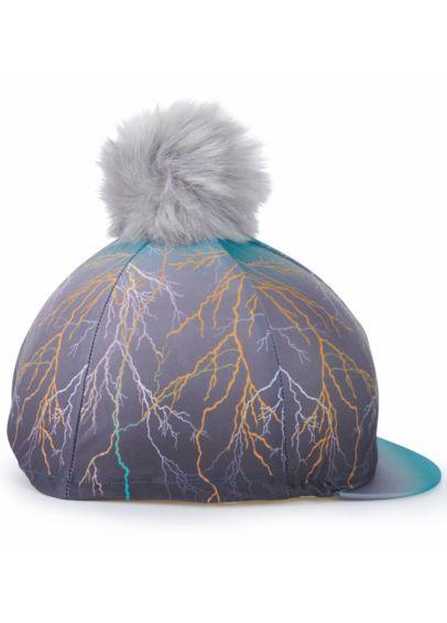Shires Aubrion Hyde Park Hat Cover - Teal