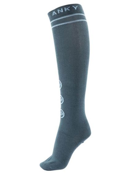 Anky Technical Riding Socks - Slate