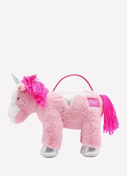 Joules Jnr Sparkle Bag - Pink