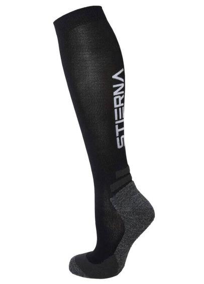 Stierna Winter Socks - Black