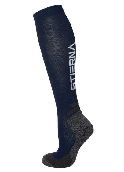 Stierna Winter Socks - Dark Navy