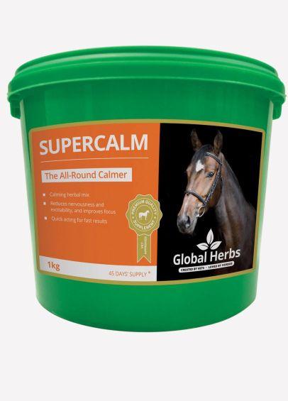 Global Herbs SuperCalm Powder - 1kg