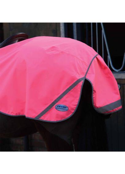 Weatherbeeta 300D Reflective Exercise Sheet - Pink