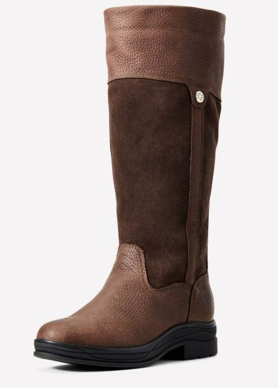 Ariat Ladies Windermere II H20 Boots - Dark Brown