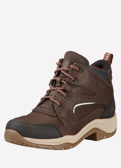 Ariat® Womens Telluride II H2O Boots - Dark Brown