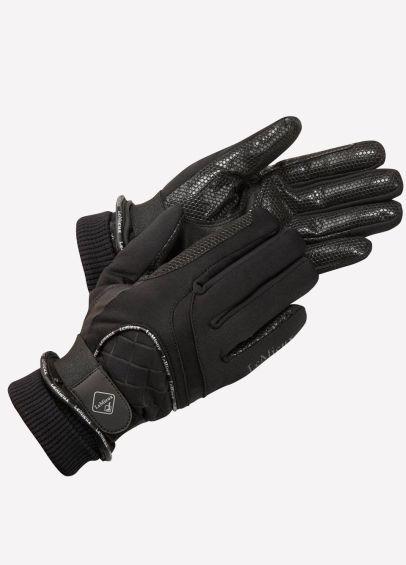 LeMieux Waterproof Lite Gloves - Black