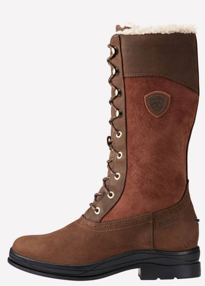 Ariat Ladies Insulated Wythburn Boots - Java