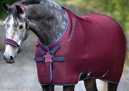 Horseware Coolers and Day Rugs