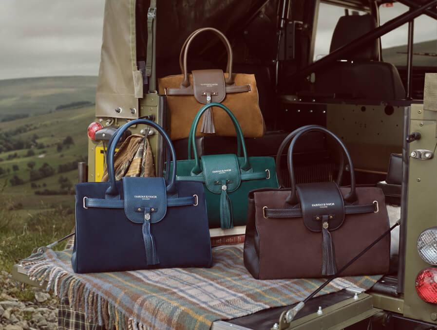 Fairfax & Favor - shop the Autumn Colours