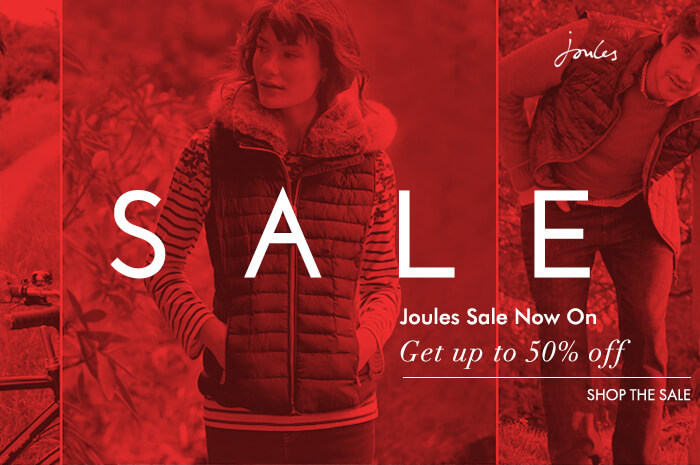 Joules Brand Page