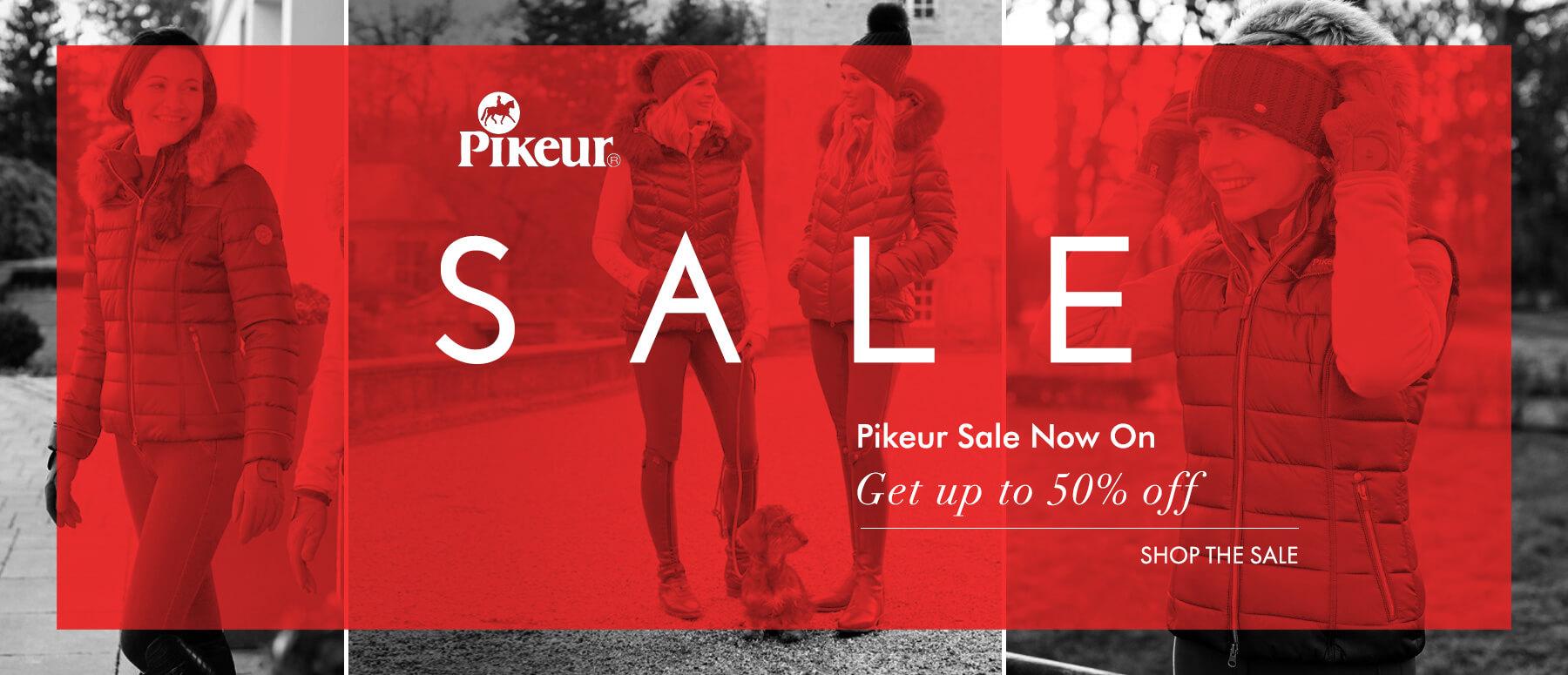 Pikeur Brand Page